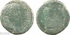 Tibère, As à l'autel de Lyon, 14-15 - 19