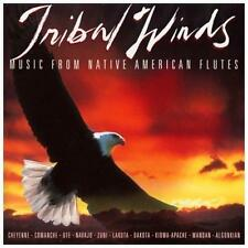 Various Artists Tribal Winds: Music From Native American CD