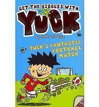 Yuck's Fantastic Football Match: v. 11, Matt and Dave, Very Good condition, Book