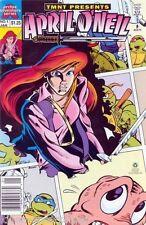 TMNT Presents April O'Neil #1 Comic Book - Archie 1993