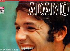 ADAMO DISCO LP 33 GIRI ADAMO EMI LA VOCE DEL PADRONE QELP 8178