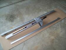 """XR-2424 Fence system for 10"""" Craftsman belt drive table saw"""