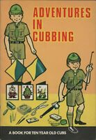 1973 Scout Association Australia Adventures in Cubbing 10 year olds   H3.195