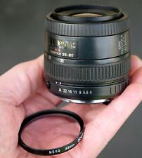 PENTAX SMC 35-80mm f4-5.6 AF Lens Good Clean Cond Smooth Operation