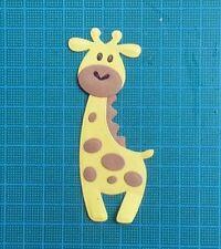 8 LE GIRAFFE Card Topper Marianne Design Paper muoiono tagli Bambini Animali abbellimento