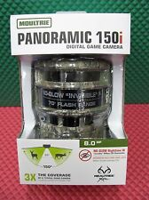 MOULTRIE Panoramic 150i 8MP Digital Game Camera NO-GLOW Nighttime IR MCG-12638