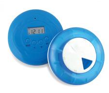 NRS Healthcare vibración y cinco Pastillero recordatorio de alarma