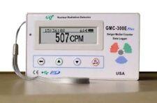 GQ GMC 300e Plus Radiation Detector Digital Geiger Counter Nulcear Monitor Meter