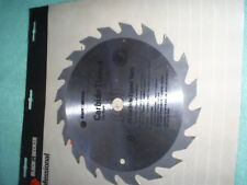 "BLACK AND DECKER PROFESSIONAL 8"" CARBIDE TIPPED SAW BLADE 20 TEETH 5/8"" CENTRE"