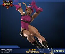 "Street Fighter CAMMY 1:4 Ultra Statue - PCS Player 2 Exclusive ""PINK"""