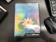 QuarkXPress 6.0 Mac OS X CD design print web marketing materials document