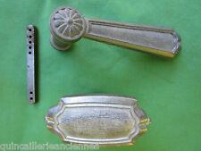2 poignées Aluminium jamais utilisé porte intérieur carré de 7