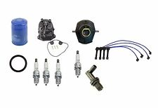 Tune-Up Kit Cap Rotor NGK Wires-Spark Plug PCV 94-97 Fits Honda Accord EX