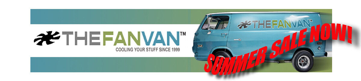 The Fan Van USA Cooling Products