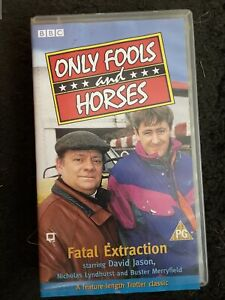 Only Fools And Horses - Fatal Extraction (VHS)