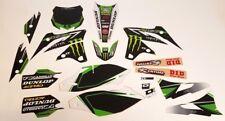Kawasaki D,COR Monster Energy Graphics Complete Kit KX250F 2013-2015 2020624 CO