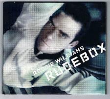 ROBBIE WILLIAMS - RUDEBOX - CD + DVD - OCCASION - TRÈS BON ÉTAT