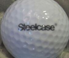 (1) Steelcase Logo Golf Ball