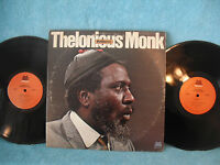 Thelonious Monk, Brilliance, Milestone Records M-47023, 1975, 2 LPs Gate JAZZ
