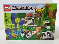 LEGO 21158 - Minecraft The Panda Nursery - FREE SHIPPING NEW Factory Sealed!