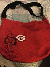Vintage 2010 Comeback Kids Cincinatti REds /Dove Chocolate Crossbody Bag