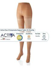 activa Compression Tights Class 2 Natural Size L Re078 BB 07