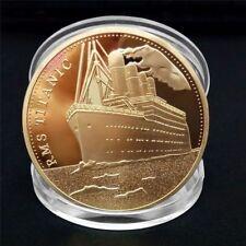 Unique home of Captain EJ Smith TITANIC COIN COLLECTABLE christmas xmas gift