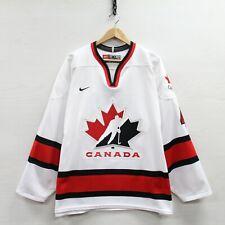 Vintage 2002 Vincent Lecavalier #4 Team Canada Nike Jersey XL Embroidered Swoosh