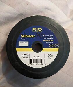 Rio Saltwater Mono Tippet .022in 30lb