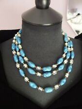 vintage necklace 1950s