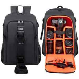 Small Size Camera Waterproof Shoulders Backpack for Canon Nikon Sony Easy Using