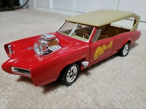 Pontiac GTO from The Monkees show !:18 scale diecast model