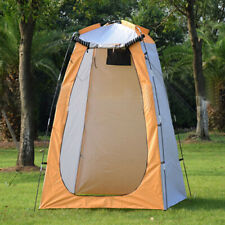 Portable Outdoor Privacy Tent Shower Dressing Tent Waterproof Up Toilet Tent New