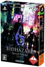 BIOHAZARD 6 Special Package PS3 Capcom Sony Playstation 3 From Japan