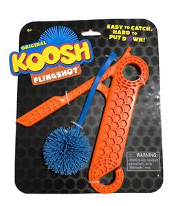 Original KOOSH Flingshot Softer Squeezable Slingshot Hasbro Play Monster Kid Toy