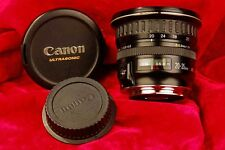 Mint! CANON EF USM 20-35mm f3.5-4.5 Wide Angle Zoom Lens
