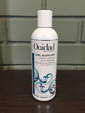 Ouidad Curl Quencher Moisturizing Styling Gel 8.5oz -NEW & FRESH- Fast Free Ship