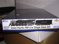 ATH/Genesis #G97270 Union Pacific FEF-2 4-8-4 Steam Loco #825 w/DCC & Sound H.O.
