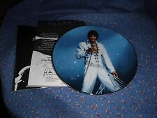 Delphi Elvis Presley: In Performance Collector Plate King of Las Vegas