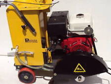 "NEW Packer Brothers 16"" walk-behind concrete saw Honda"