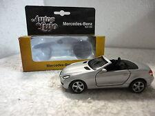 Autos de Lujo,Mercedes-Benz SLK 350 ,Escala 1:36:38,Ed.Sol 90