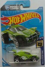 2020 Hot Wheels HW SCREEN TIME 8/10 Octane 13/250 (Green) (Int. Card)