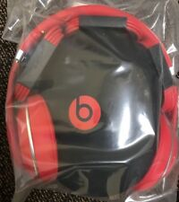Beats by Dr. Dre Studio 2.0 Wired Over-Ear Headphones Red NIB