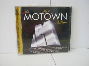 CD ALBUM THE NO 1 MOTOWN ALBUM 422