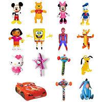 "20"" Inflatable Disney Balloons Girls Boys Toys Birthday Party Baloon Decorations"