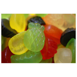 FRUIT SALAD GUMS - ORIGINAL AND BEST TRADITIONAL SWEETS