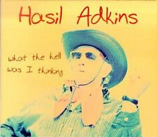 Hasil Adkins - What the Hell Was I Thinking [New CD]