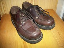 Grosse chaussure marron CAT CATERPILLAR 38 6US 5UK