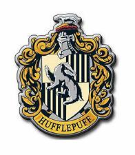 Official Harry Potter Hufflepuff Metal Magnet Tv Film Gift Magic Wizard Hogwarts