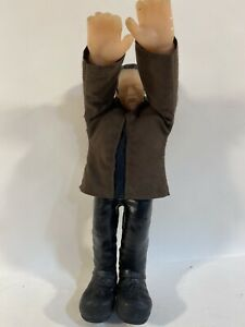 1979 Funstuf Frankenstein Figure Rubber Pump With Shirt! Rare And Hard To Find!